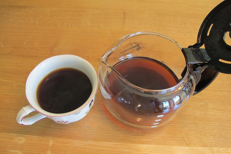 Brewed Coffee Step 6