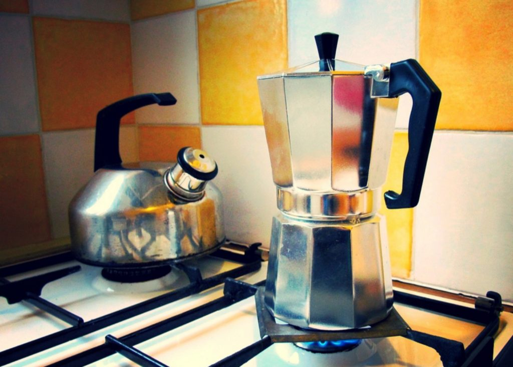 How to make coffee without coffee maker - perculator
