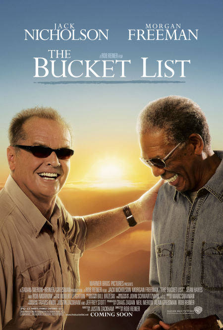 Bucket List Coffee Movie Cover